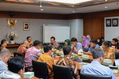 Dirjen SDPPI Ingatkan Pejabat Baru Jangan Lama Beradaptasi