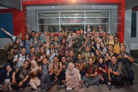 Usai OJT, CPNS Harus Munculkan Sifat Solidaritas