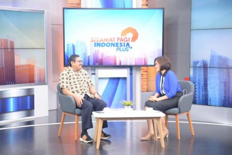 Talkshow Penerapan Peraturan IMEI di TV Nasional