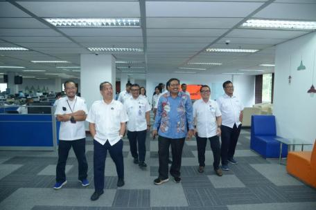 Sinergi Dua Kementerian Tingkatkan Kompetensi Operator Radio