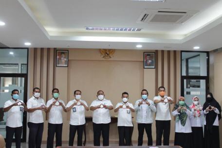 Balmon Aceh Serahkan Arsip Tsunami ke BAST ANRI