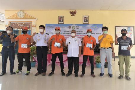 Edukasi Nelayan, Ditjen SDPPI Gandeng 12 Lemdiklat Kementerian Perhubungan