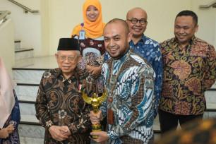 Ilustrasi: Pesan Wapres kepada Penerima Anugerah ASN 2019