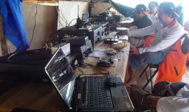 Monitoring oleh TIM ORARI