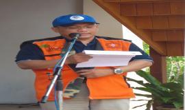 Sambutan dari Bapak Dirjen SDPPI, mewakili Bapak Menteri Kominfo