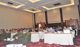Seluruh Peserta Konsultasi Publik dan Workshop Manajemen SDPPI di wilayah Palu