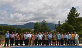Rapat Koordinasi Internal Ditjen SDPPI