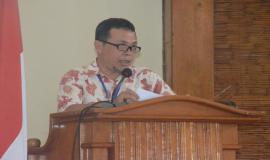 Laporan Ketua Panitia (Bpk Kendro Sudrajat)