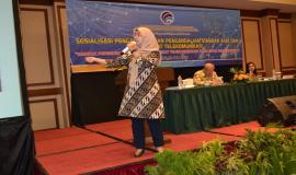 Sosialisasi Pengawasan Pengendalian Perangkat Telekomunikasi menyasar kaum muda di Malang, Jawa Timur. (20/7)