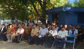 Keikutsertaan Undangan Yang Hadir dalam  Acara Pemusnahan Alat atau Perangkat Telekomunikasi Ilegal di Balmon Kelas II Semarang