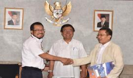 Kasubag Pelaksanaan Anggaran Among Wardoyo, S.Sos Digantikan oleh Syamsul Hadi, SE