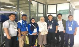 Direktorat Jenderal Sumber Daya dan Perangkat Pos dan Informatika Telah membentuk tim pendukung test event Asian Games 2018