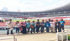 Tim Test Event Asian Games 2018, Direktorat Jenderal Sumber Daya dan Perangkat Pos dan Informatika (Ditjen SDPPI) Kemkominfo