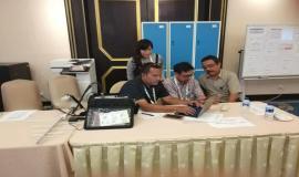 Kerjasama Tim Ditjen SDPPI, merupakan bagian dari persiapan untuk menyambut Asian Games 2018
