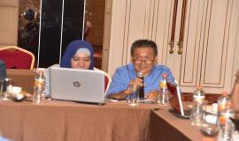 Balai Besar Pengujian Perangkat Pos dan Informatika Ditjen SDPPI (Murad) melaporkan pada bagian Perencanaan Progam dan Pelaporan terkait dengan tupoksinya