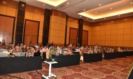 Peserta Workshop Tingkatkan Wawasan Pengelola BMN, SDPPI Adakan Workshop Aset Tak Berwujud dihadiri dari seluruh perwakilan UPT