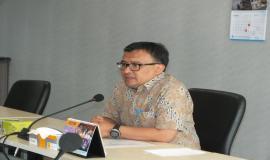 Direktur Operasi Sumber Daya, Dwi Handoko, memimpin rapat Evaluasi Implementasi E-Licensing yang diselenggarakan pada Selasa (20/03) di Menara Merdeka. Rapat ini turut mengundang ORARI (Organisasi Amatir Radio Indonesia) dan RAPI (Radio Antar-Penduduk Indonesia).