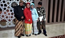 Foto bersama Tim SDPPI pada lomba Membaca Surat Kartini untuk memeriahkan Hari Kartini 2018 (18/4)