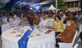 Turut hadir Staf Ahli Menteri Komunikasi dan Informatika dan Sekjen Kemkominfo pada acara Buka Puasa Bersama (31/5).