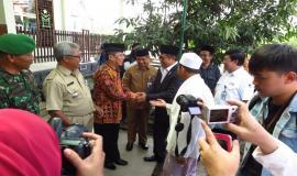 Memperingati Hari Kebangkitan Nasional yang ke -110,Menteri Komunikasi dan Informatika (Rudiantara) pada Senin (21/5) mengadakan Bakti Sosial dan Safari Ramadhan di Pondok Pesantren Al Mumtaz Kab.Gunung Kidul Jogjakarta
