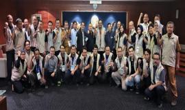 Foto Dirjen SDPPI, Bersama Tim Monitoring SDPPI 18/8 2018