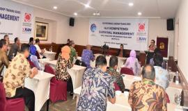 Pelatihan selama empat hari bagi pejabat di Ditjen SDPPI ini, kata Hasyim, adalah untuk pengembangan sumber daya manusia yang diharapkan bisa mendorong organisasi membuat lompatan jauh ke depan karena kecepatan sekarang menjadi tuntutan masyarakat.