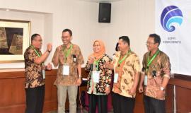 Kelompok I  (satu) Peserta Pelatihan High Performance Leadirship SDPPI Untuk Hadapi Kompetensi Global