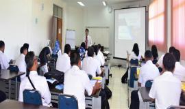 Peserta Pelatihan Sertifikasi Bendahara Pengeluaran Direktorat Jenderal Sumber Daya dan Perangkat Pos dan Informatika 8/10 2018