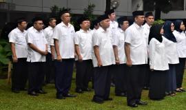 Pejabat Eselon II di Kementerian Komunikasi dan Informatika 29/10 2018
