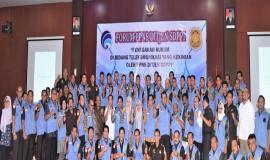 Foto bersama Peserta Forum PPNS Ditjen SDPPI Tahun 2018, Soroti Kemajuan Teknologi 1/11