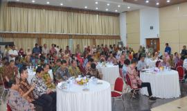 Tamu Undangan Purnabakti Kementerian Komunikasi dan Informatika 28/6  2019