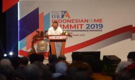Ketua Panitia Indonesianisme Summit 2019 Achmad Rizal membuka kegiatan secara resmi pada Selasa (13/8) di Jakarta.
