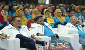 Dirjen SDPPI Ismail pada acara Kominfo Connect 2020 (30/01).