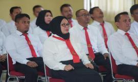 Kepala Subdirektorat Monitoring Dan Penertiban Perangkat Pos Dan Informatika Irawati Tjipto Priyanti menjadi salah satu peserta Pendidikan dan Pelatihan Penyidik Pegawai Negeri Sipil (PPNS) Ditjen SDPPI yang dilaksanakan di Bogor.
