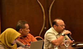 Plt Kepala Balmon Semarang Muhammad Takdir menyampaikan segera melengkapi administratif korespondensi ke Kantor Pelabuhan Perikanan Pantai Tegal 21/2/2020