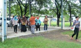 Tim dari Direktorat Jenderal Sumber Daya dan Perangkat Pos dan Informatika (Ditjen SDPPI) Jakarta dan Balai Monitor Semarang telah berkoordinasi dengan Kantor Pelabuhan Perikanan Pantai Setempat untuk menentukan lokasi yang dijadikan Tempat   Penyelenggaraan Maritime On the Spot (MOTS) 21/2/2020